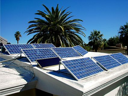 solar energy for home power