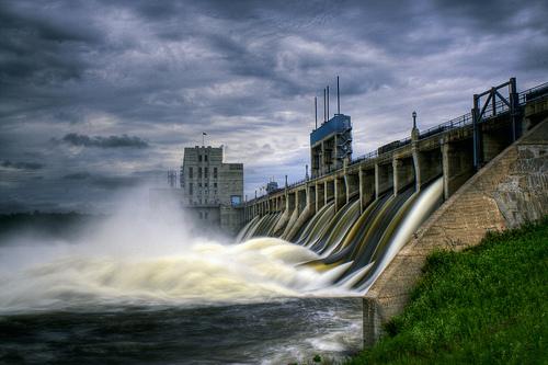 Dam Resevoir Interaction