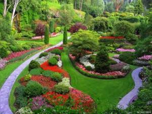 Simple gardening Method