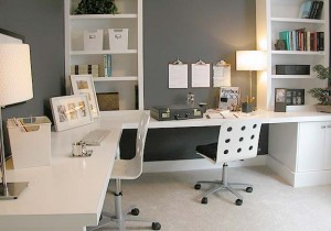Business Office at Home