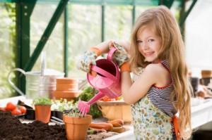 Kid Safe Garden
