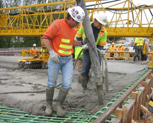 Concrete Curing