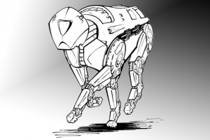 Big Dog Robot