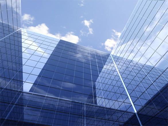 Glass Work in Hi-Rise Buildings