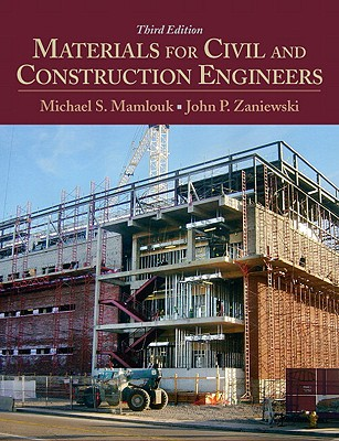 Materials for Civil Engineer Book