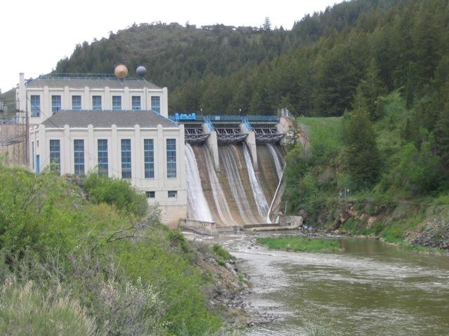 Hydro Electric Powerhouse