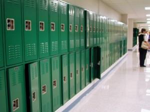 School Locker Design