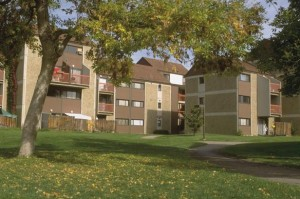 College housing options