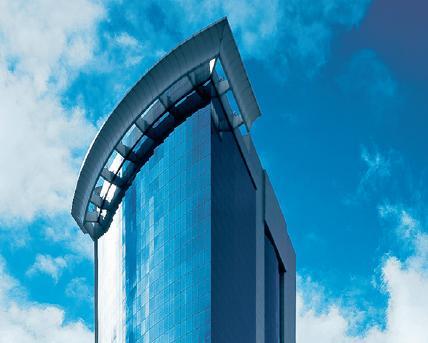 Glazing Facade of Zorlu Plaza