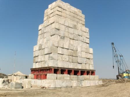 Static Load Testing for Piles