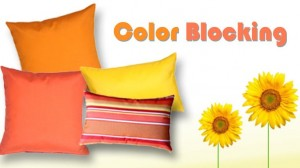 Color Blocking Your Home