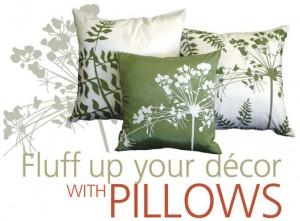 décor with pillows