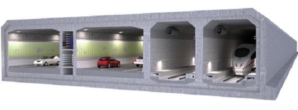 Fehmarn Belt Fixed Link Tunnel