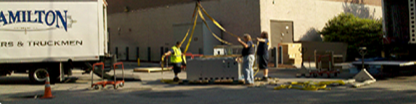 rigging service