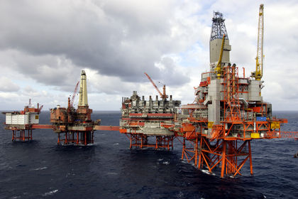 Oil Drilling Operations