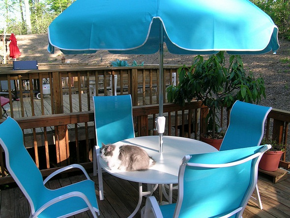 Design Tips for Outdoor Seats
