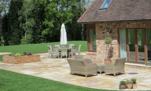 India Sandstone for paving