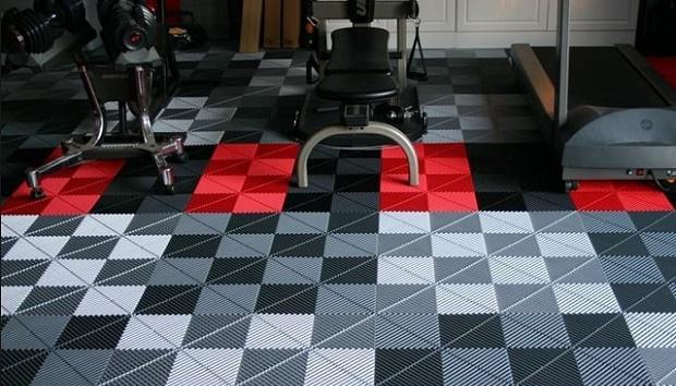 Floors for Gym Room